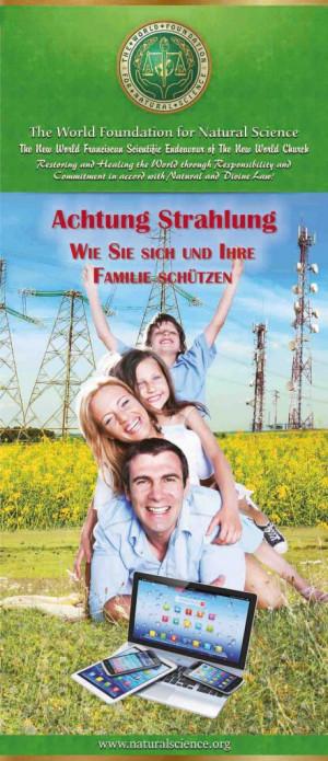 Achtung Strahlung – Wie Sie sich und Ihre Familie schützen (10er-Paket)