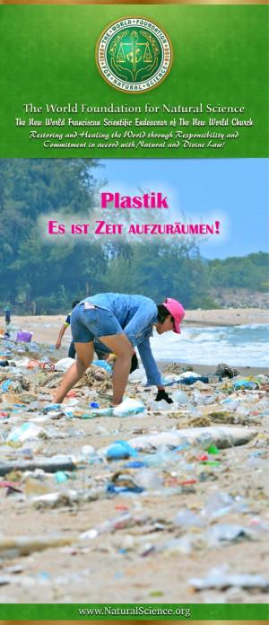 Plastik - Es ist Zeit aufzuräumen! (10er-Paket)