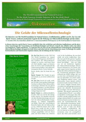 Die Gefahren der Mikrowellentechnologie