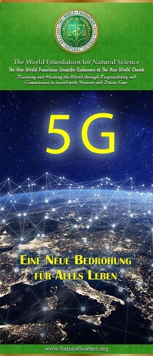 5G Eine neue Bedrohung für Alles Leben (10er-Paket)
