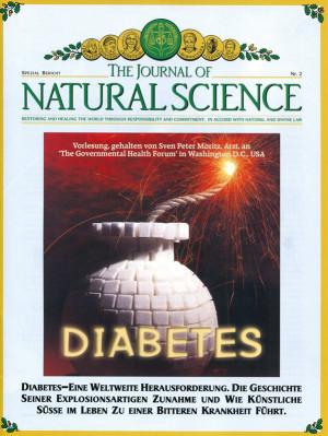 Die Ursache und Heilung von Diabetes