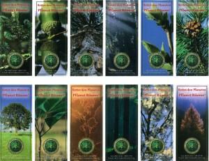 Rettet den Planeten - Pflanzt Bäume! (Aufkleber)