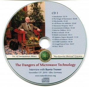 The Dangers of Microwave Technology - Hör CD's